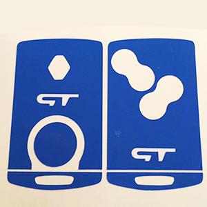 GT bleu