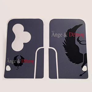 Ange & Demon grise