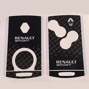 Renault sport 02 Blanc