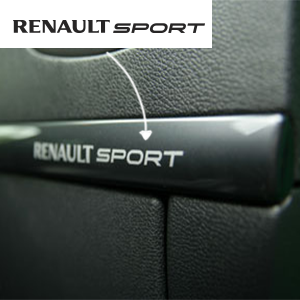 Renault sport TDB Clio 3
