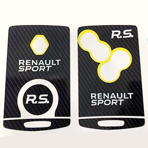RS 03 Carbone Jaune