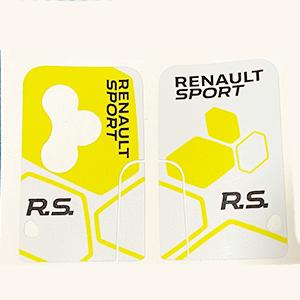 RS16 bis Blanc Jaune 3bts