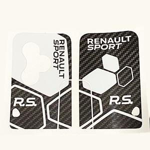 RS16 bis Carbone Blanc 3bts