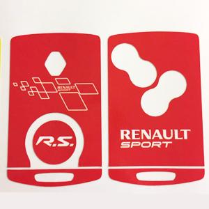 Renault sport 01 Rouge
