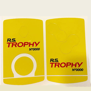 Trophy 04 jaune