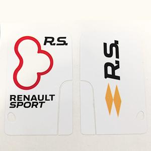 RS3 Blanc Rouge 3bts