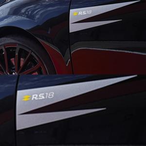 Kit Lat. Clio4 RS18