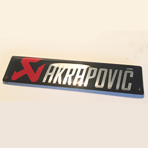 Logo Akrapovic Gel