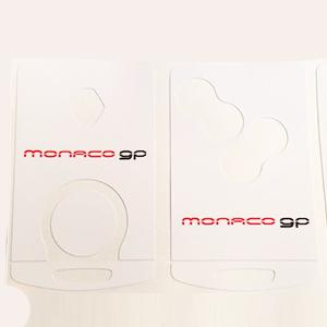 Monaco GP blanche