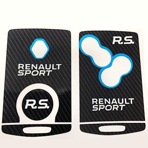 RS 03 Carbone Bleu