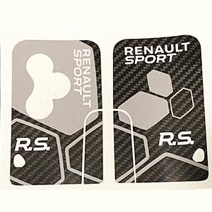 RS16 bis Carbone Gris 3bts