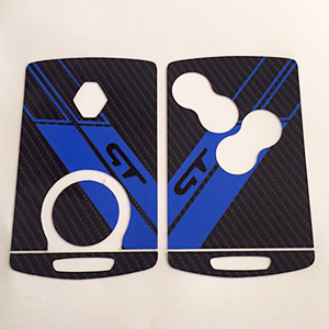 Bande Bleu + GT