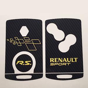 Renault Sport 01 Jaune
