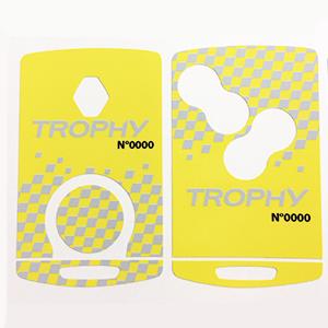Trophy 03 jaune