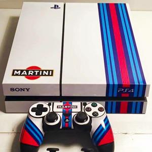 PS4 Martini