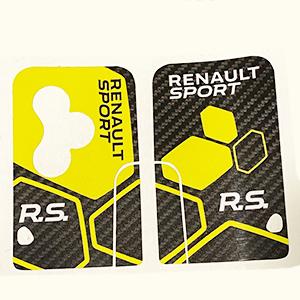 RS16 bis Carbone Jaune 3bts