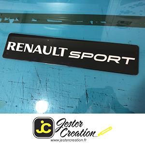 Renault sport Noir