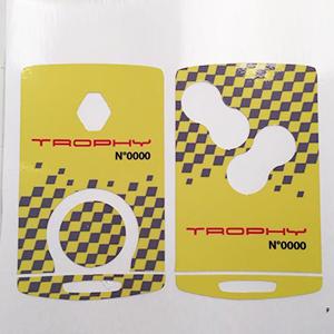 Trophy 02 jaune