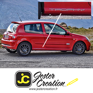Clio 2 RS TROPHY