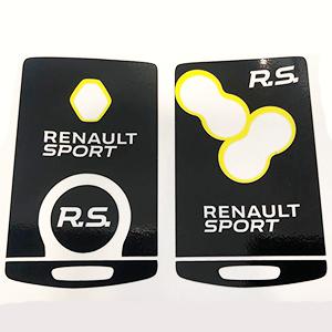 RS 03 Noir Jaune