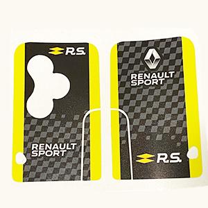Renault Sport 02 Jaune 3bts