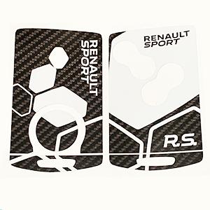 RS16 V2 Carbone Blanc