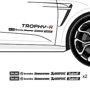 M4RS sponsors TROPHY-R