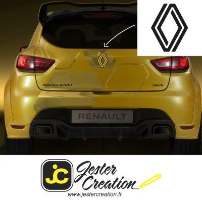 Logo AR Clio 4RS