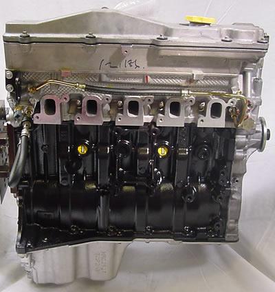 TD5 Engine - Turner Engineering