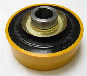 ERR 2220 Torsional Vibration Damper