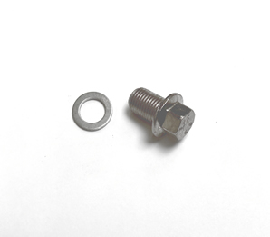 LSF100040L Sump Plug - ALU1403L Washer