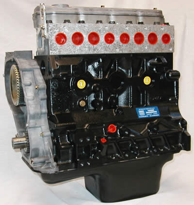 300 TDi Engine - Turner Engineering