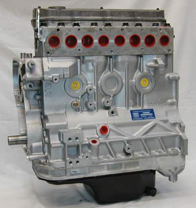 200TDi Engine - Turner Engineering