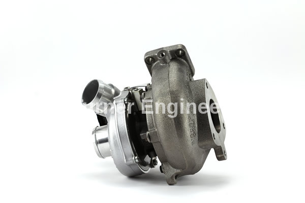 LR021042 Turbocharger Assy
