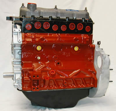 Land Rover Series 3 Diesel Engine - Turner Engineering