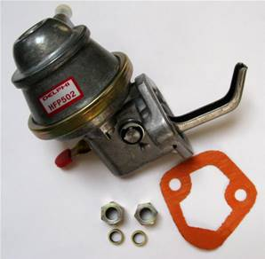 ERR 5057 Fuel Pump