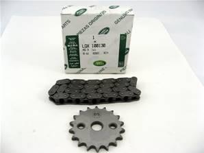 LQX100130 Oil Pump Chain/Sprocket