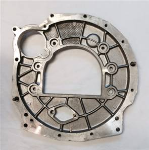 ERR 1616 Plate - Gearbox Mounting