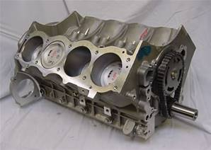 4.0V8 Short Block Assembly Remanufactured (Ductile liners)
