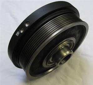 LHG100580 Damper crankshaft