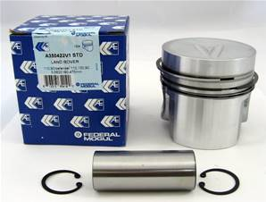 RTC 6442 Piston Assembly  2.5D n/a