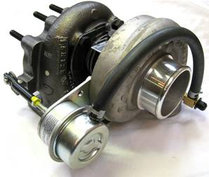 ETC 8751 Turbocharger - Defender