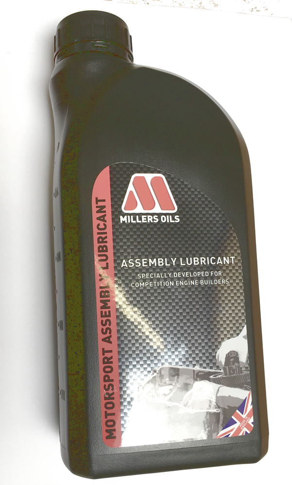 Millers Oils Competition Assembly Lube