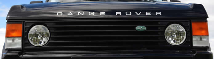 Range Rover V8 quality engine parts