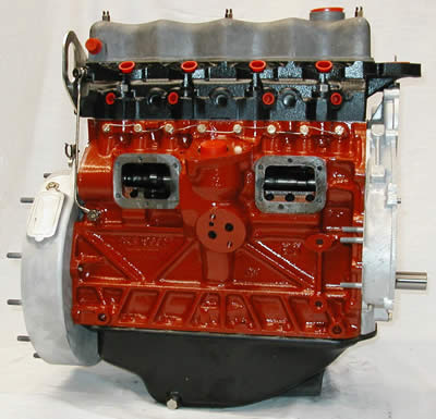 2.5 Diesel Engine - Turner Engineering