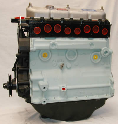 2.25MB Diesel Engine - Turner Engineering