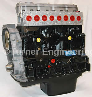 STC 1736 Stripped Engine HP - Rem