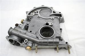 LJR000220 Front Cover Assy