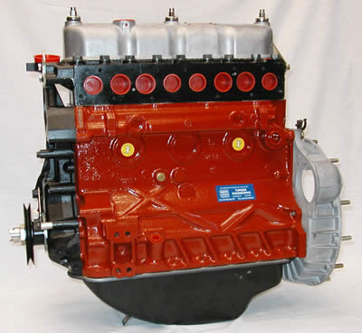 2.25 Petrol Engine - Turner Engineering