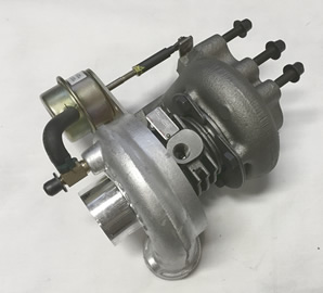 STC 99N Turbo Assembly